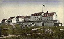 The Oceanic Hotel C 1910