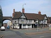 The Old Crown pub in Deritend.