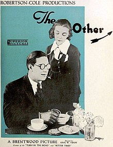 Description de l'image The Other Half (1919) - Ad 1.jpg.