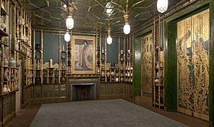 The Peacock Room - Image: The Peacock Room