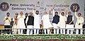 The Prime Minister, Shri Narendra Modi at the Centenary Celebrations of Patna University, in Patna, Bihar.jpg