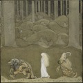 The Princess and the Trolls (John Bauer) - Nationalmuseum - 24305.tif