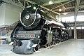The Royal Hudson engine at the West Coast Railway Heritage Park, Squamish.jpg