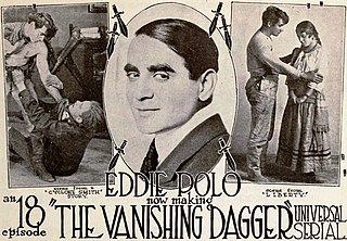 <i>The Vanishing Dagger</i> 1920 film
