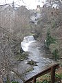 The Water of Leith at Dean Village - geograph.org.uk - 1147828.jpg