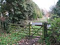 The Weavers Way crossing Station Road - geograph.org.uk - 1053451.jpg