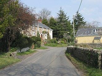 Dinas Powys - The Westra, Dinas Powys
