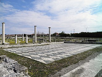 Pella (regional unit) - Pella archaeological site.
