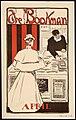 The bookman-April - JM Flagg. LCCN96525230.jpg