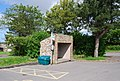 The bus stop, Ravenglass - geograph.org.uk - 1332039.jpg