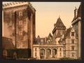 The castle from east front, Pau, Pyrenees, France-LCCN2001698663.tif
