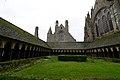 The cloister - Mont St Michel (32923722295).jpg