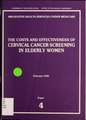 The costs and effectiveness of cervical cancer screening in elderly women (IA costseffectivene00mull).pdf