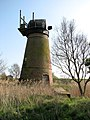 The disused Toft Monks drainage mill - geograph.org.uk - 1803545.jpg