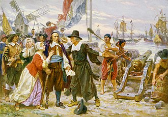 History of New York City (prehistory–1664) - The Fall of New Amsterdam