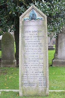 John Dowden Wikipedia