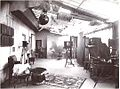 The interior of the P. Gankevich's photographic studio.jpg
