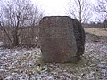 The memorial of a birthplace of Estonian writer Jüri Parijõgi - panoramio.jpg