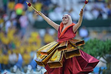 The opening ceremony of the FIFA World Cup 2014 16.jpg