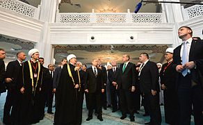 The opening of the Moscow Cathedral Mosque (2015-09-23) 12.jpg