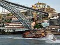 The river front area is popular among tourists in Porto.jpg