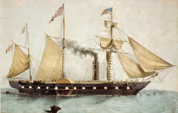 The steam ship President (cropped).png