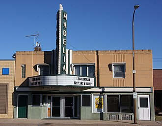 Madelia, Minnesota - Madelia Theatre