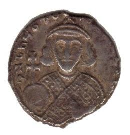 Theodosius iii coin