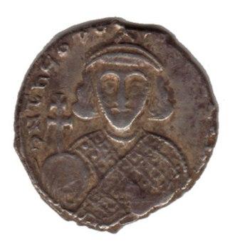 Byzantine–Bulgarian treaty of 716 - Emperor Theodosius III.