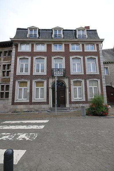 Maison de Limbourg, Rue de la Chaussée 35, Theux