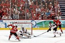 220px-ThomasGreiss2010WinterOlympicssave Ryan Getzlaf Anaheim Ducks Ryan Getzlaf