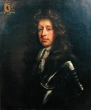 Thomas Fairfax, 5th Lord Fairfax of Cameron - Thomas Fairfax, 1684 portrait by John Riley