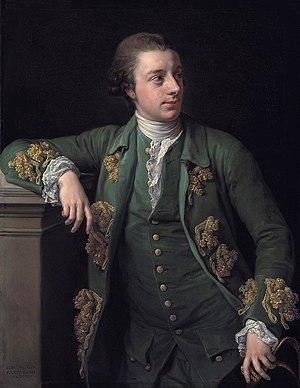 Thomas Fortescue (1744–1799) - Thomas Fortescu (Pompeo Girolamo Batoni)