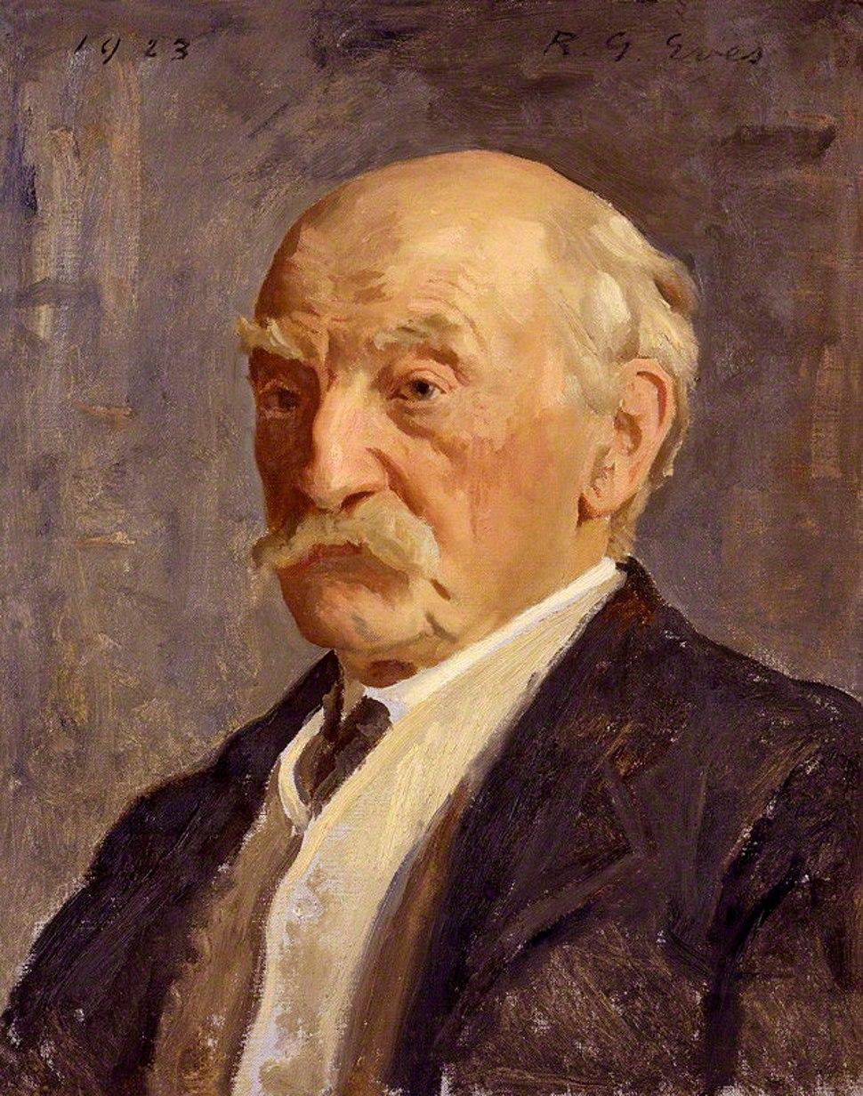 Thomas Hardy (1923 portrait)