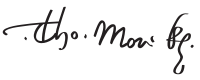 Thomas More Signature.svg
