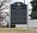 Thomas P. Kennard house historical marker.JPG