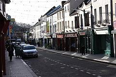 Thomas Street, Armagh (02), November 2009.JPG