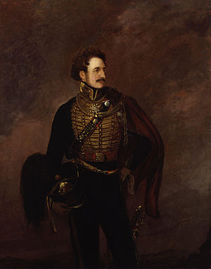 Thomas William Taylor (British Army officer) - Thomas William Taylor by William Salter