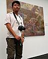 Tibetan Art Exhibition in Beijing - VOA - Tsering Nyandak.jpg