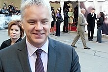 L'actor, director, guionista y productor estatounitense Tim Robbins, en una imachen de 2008.