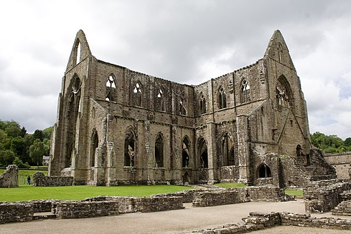 Tintern Abbey 2007