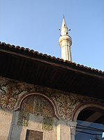 Et'hem Bey Mosque in Skanderbeg Square
