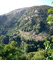Tivoli valle aniene sotto la cascata 1020879-81.JPG