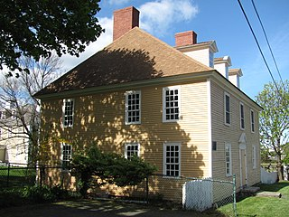 Wentworth Lear Historic Houses United States historic place