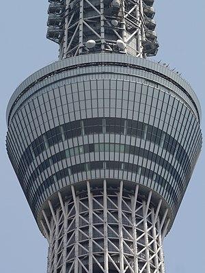 Tokyo Skytree - Main Pod