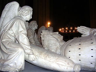 Michel Colombe - Monument to Francis II of Brittany.