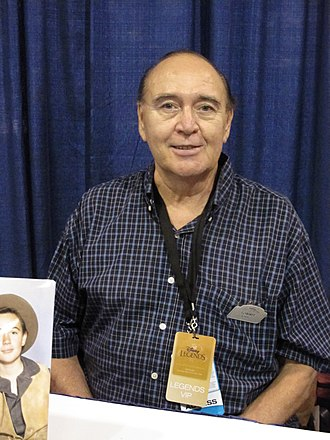 Tommy Kirk - Kirk at the 2009 Disney D23 Expo