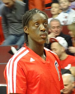 image illustrative de l'article Tony Snell
