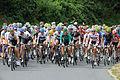 Tour de France 2011 étape 7 sortie Chaumont peloton 1.jpg
