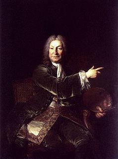 Robert Tournières French painter